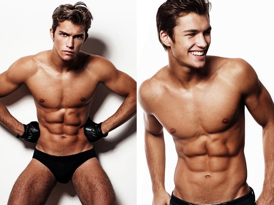 Las fotos más HOT de Lucas Garcez desnudo