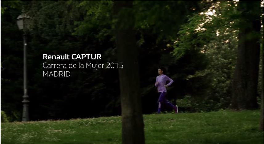 Renault Captur se vuelca en las mujeres reales como nosotras
