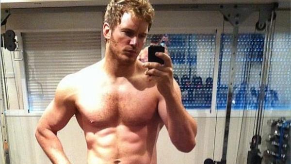 Chris Pratt desnudo: así de bueno está el protagonista de 'Jurassic World'