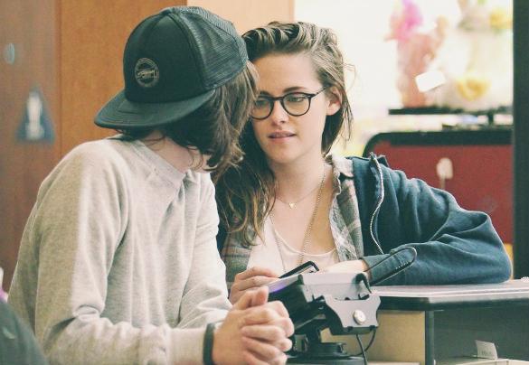 Kristen Stewart y su asistenta personal, ¿novias?
