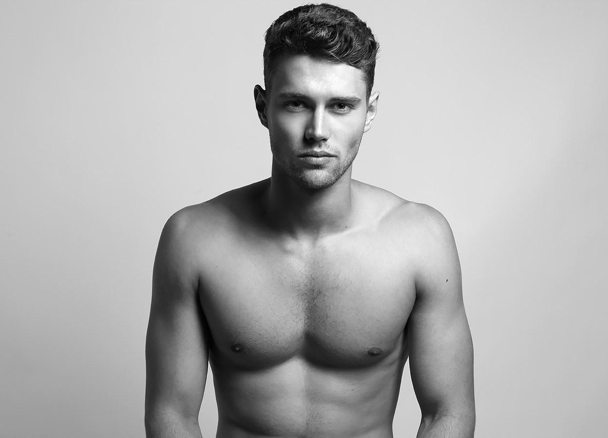 Las mejores fotos de Lukas Watznaue desnudo