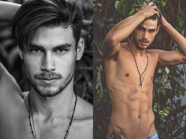 Danilo Fonseca desnudo: sexy sexy