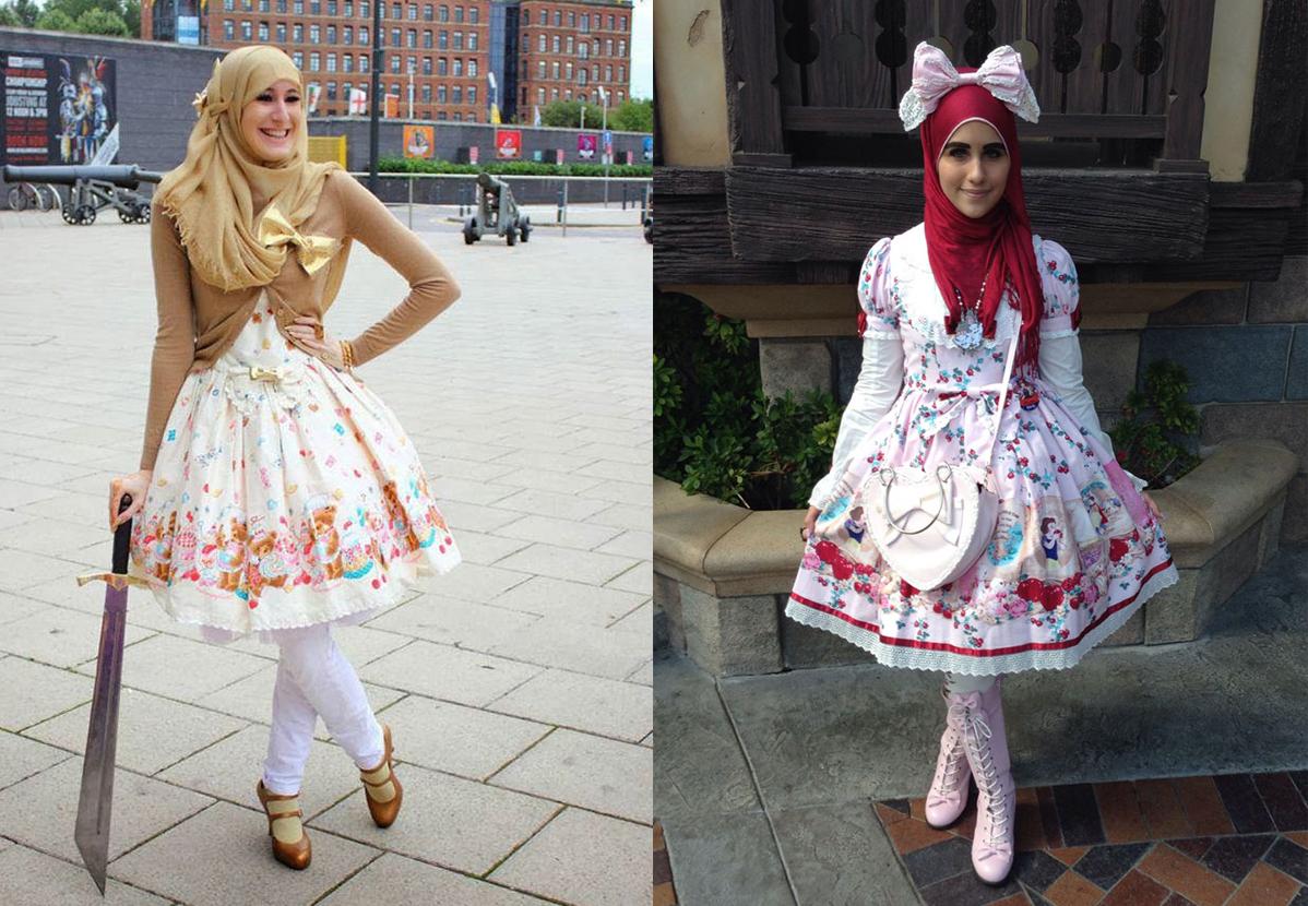 La curiosa moda de las lolitas musulmanas