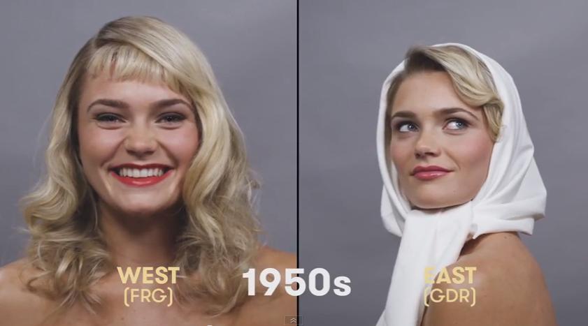 100 años de belleza alemana