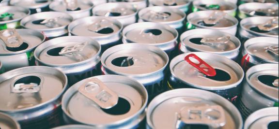 Una mujer está perdiendo la visión por culpa de las bebidas energéticas