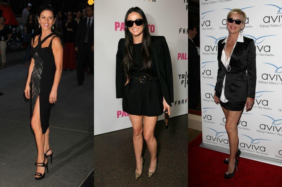 La última moda en Hollywood es la cirugía de rodillas