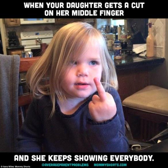 Esta madre se ha hecho famosa haciendo memes de sus hijos