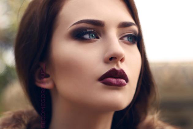 El color de labios que sienta bien a todas estarguapas for Labios burdeos