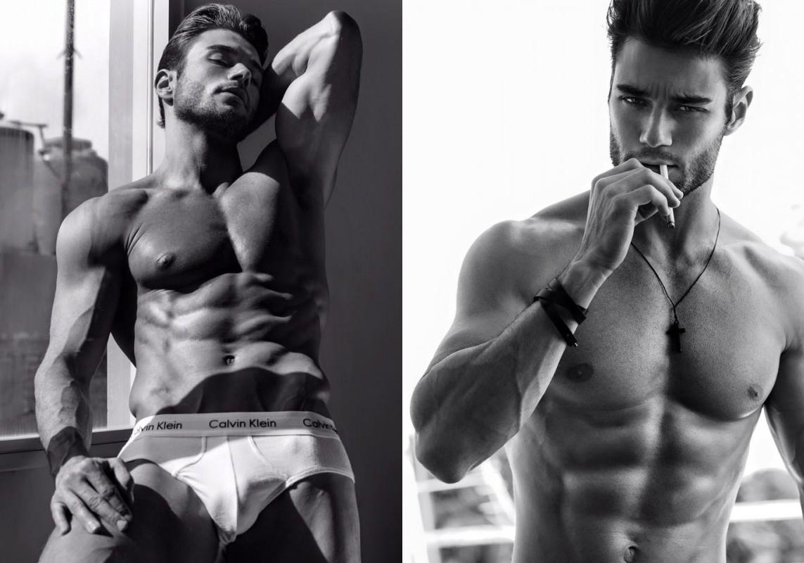 Las mejores fotos de Amadeo Leandro desnudo