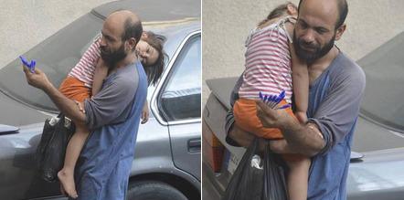 La historia del hombre que vendía bolis con su hija y recaudó 130.000€