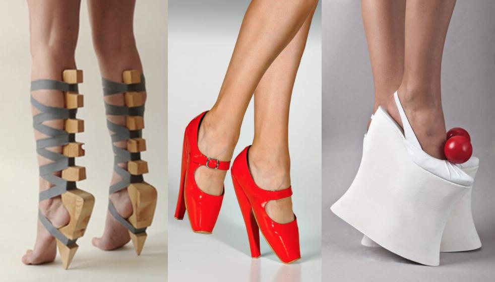 los zapatos mas feos del mundo