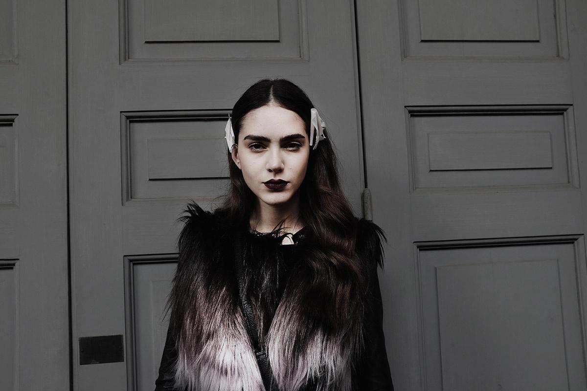 Labios negros ¿sólo en Halloween?