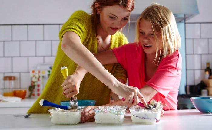 ¡Los niños toman el control de tu cocina con IKEA!