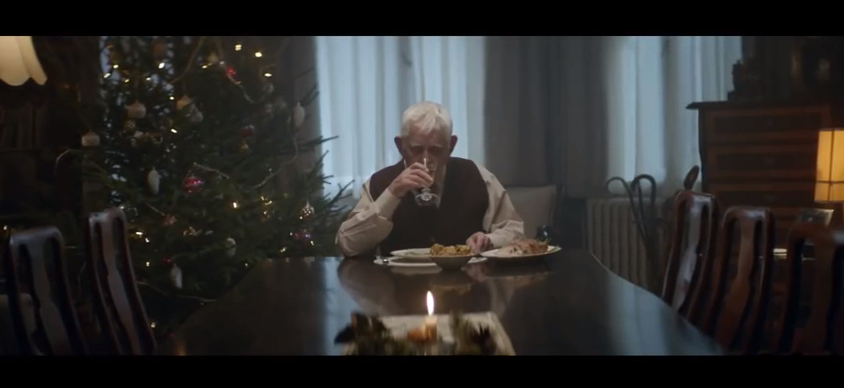 Este anuncio de navidad muestra una triste realidad que te romperá el corazón