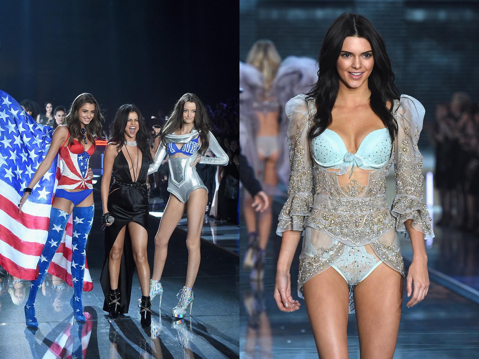 Así fue el Victoria's Secret Fashion Show