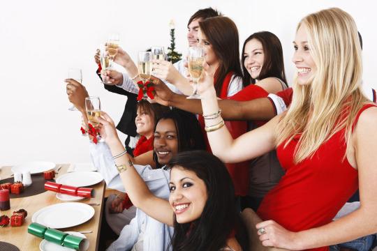 7 consejos sobre cómo vestir en una cena de empresa de Navidad