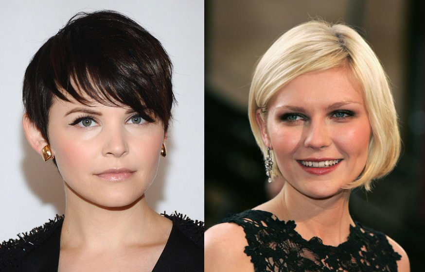 Corte de pelo para cara redonda, ¿cuál favorece más?