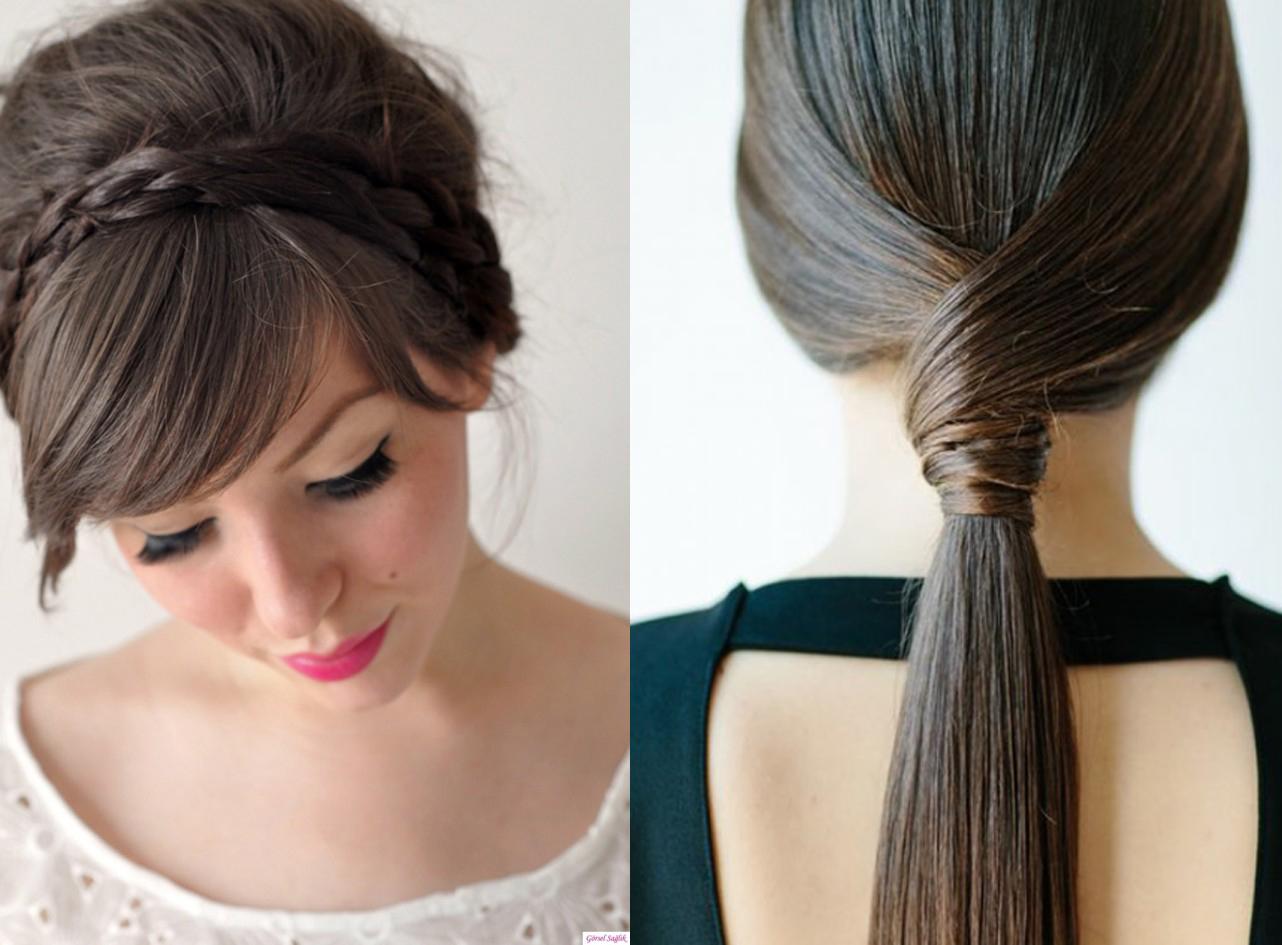 Moda para mujeres 2016 - Peinados para hacerse una misma ...