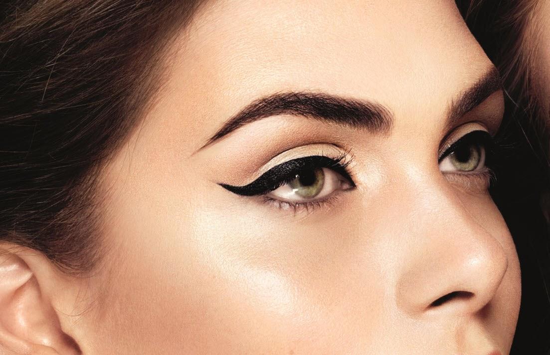 Cómo hacer un cat eye perfecto cuando eres pésima con el eyeliner
