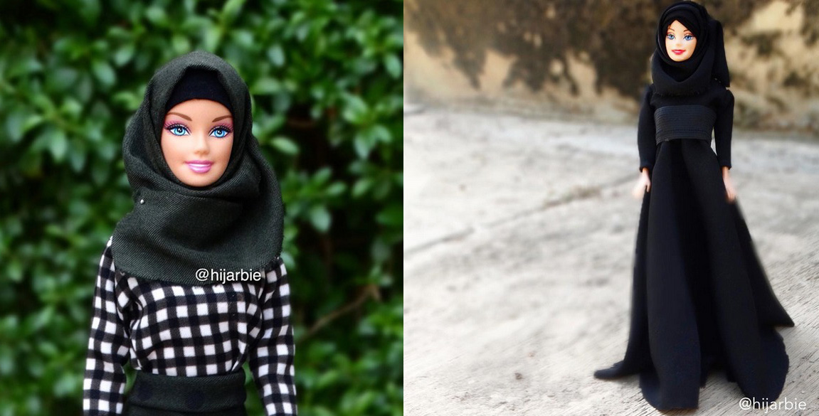 Hijarbie: la Barbie musulmana ya es una realidad