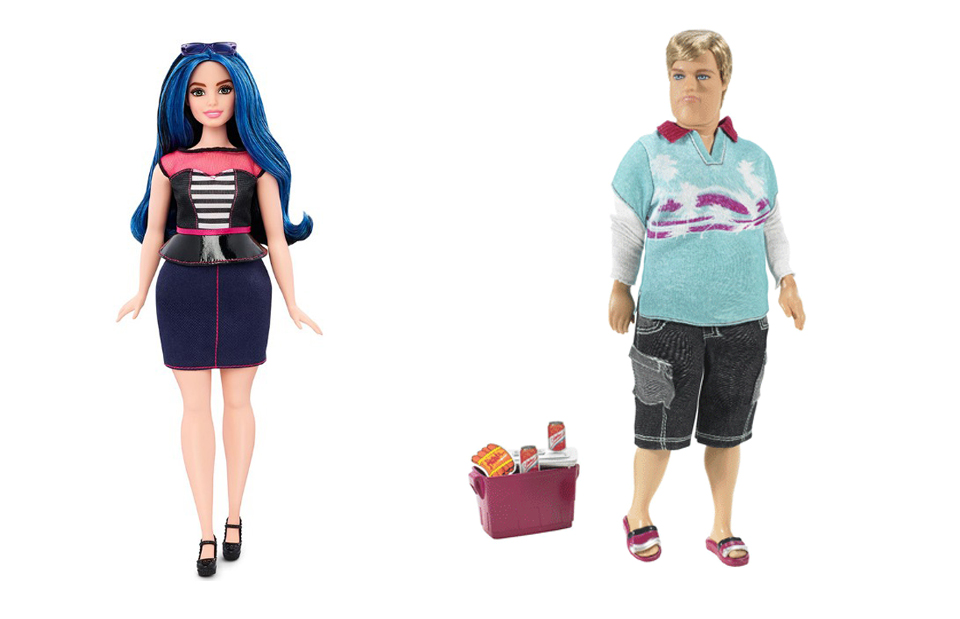 ¿Debería Ken tener también un cuerpo más realista?