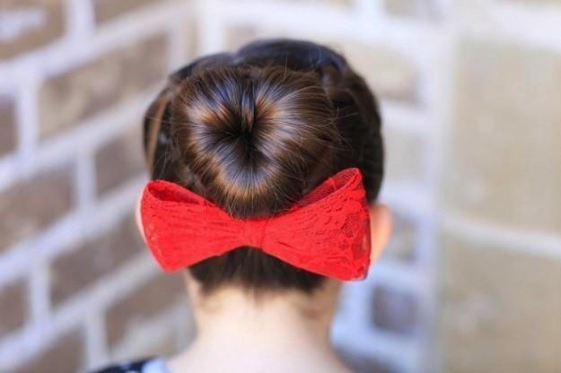 5 peinados perfectos para San Valentin
