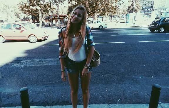 Esta estudiante tiene un objetivo: que Zara venda tallas más grandes