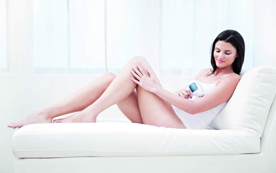 6 consejos para la depilación casera con láser