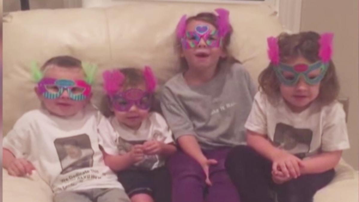 La felicitación a su abuela de estos niños se hace viral