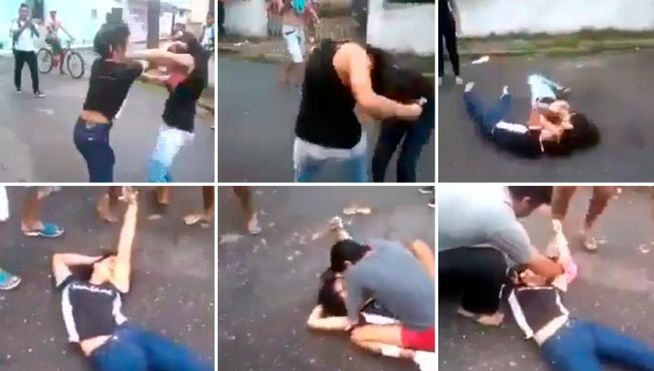 pelea de prostitutas desnudas prostitutas en alcorcon