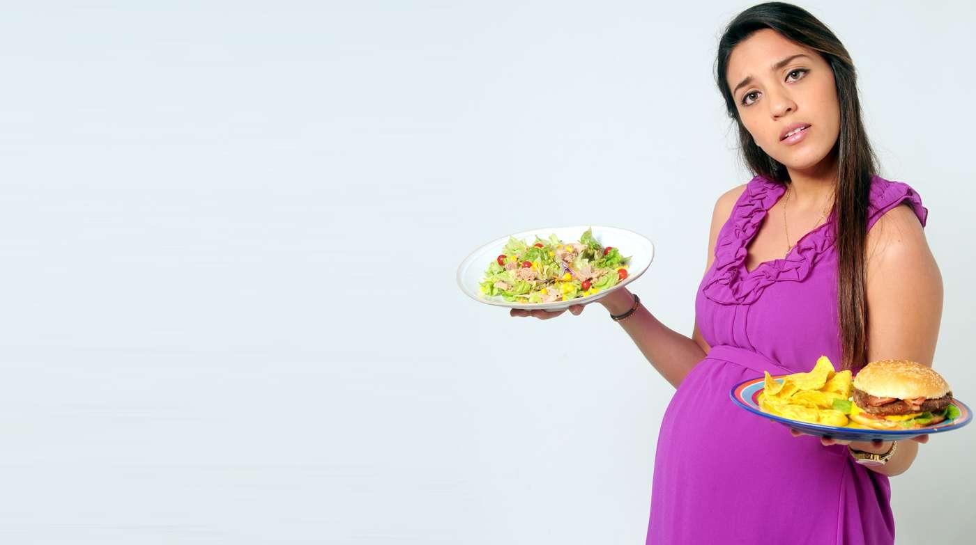 5 consejos para tener una buena alimentación durante el embarazo