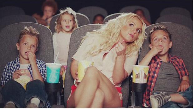 La emotiva carta de Britney Spears a sus hijos que ha conmovido a las madres
