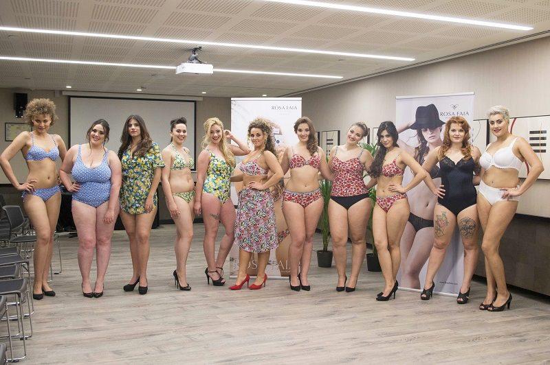 Curvy Fashion Model: así son los concursos de belleza 'curvy' en España