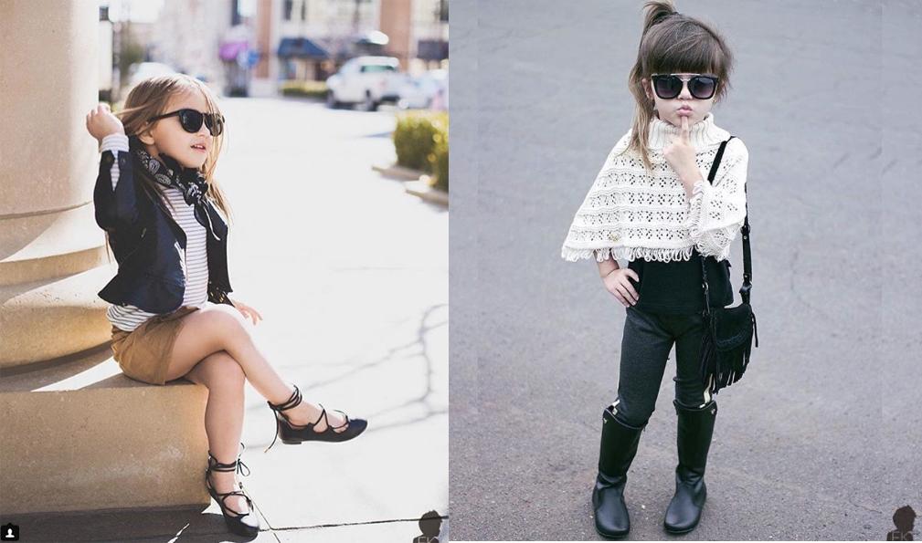 Fashion Kids: estos niños tienen tanto estilo que no creerás que sean reales