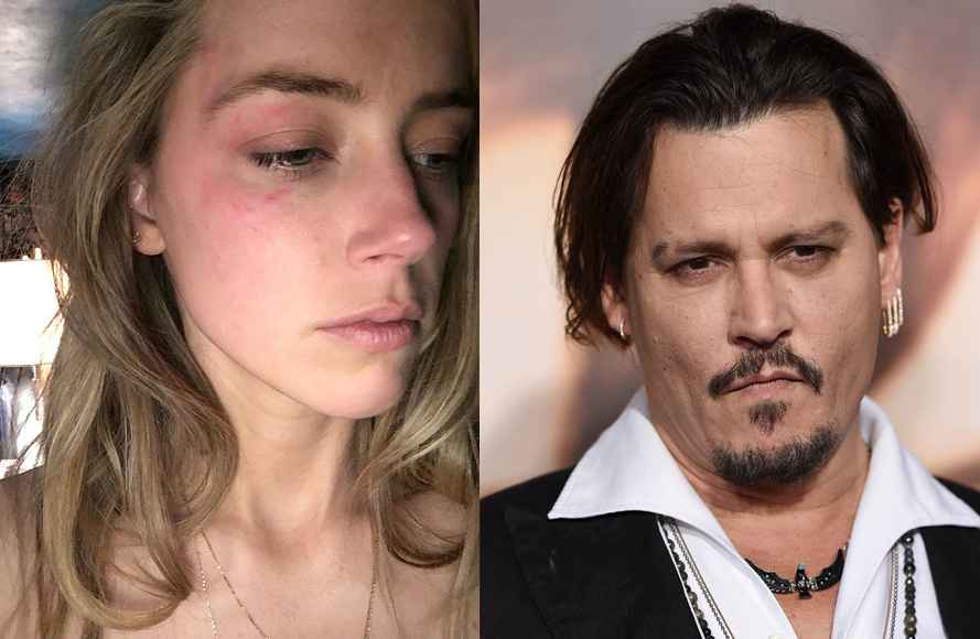 Johnny Depp, acusado de maltrato