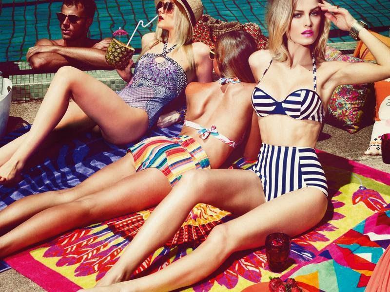 ¿Qué bikini o bañador es el que más te favorece?