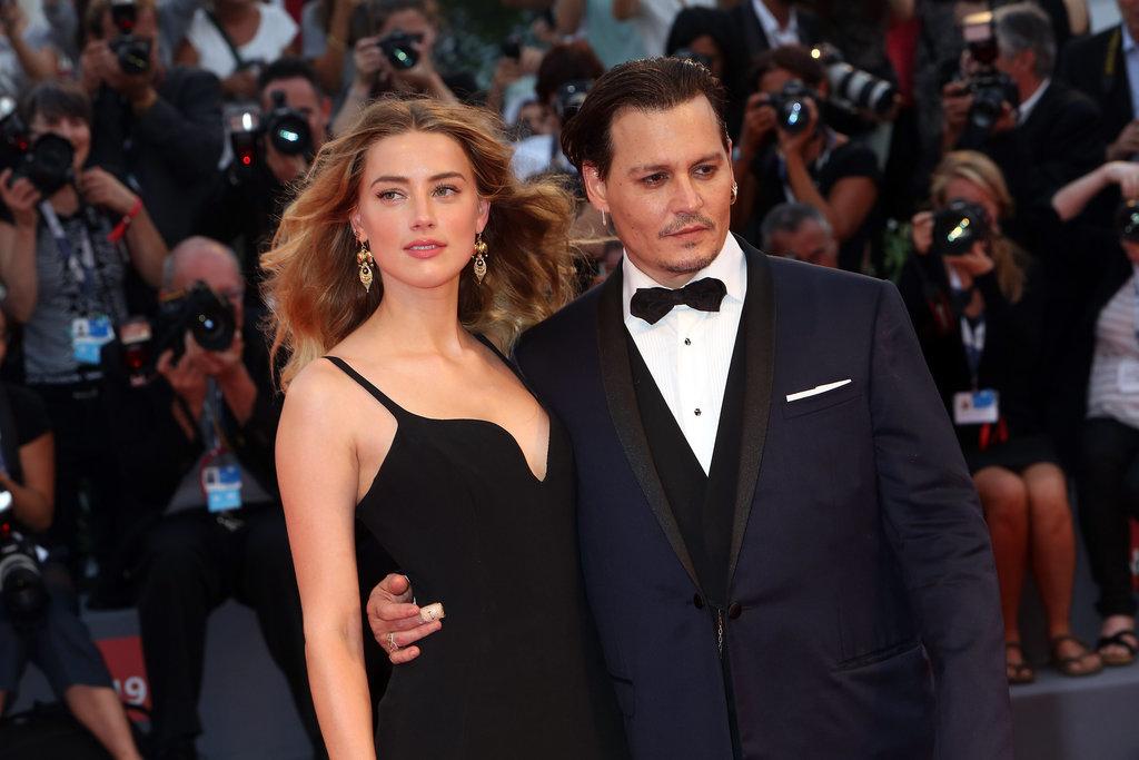 Johnyy Depp no maltrató a Amber según los guardias de seguridad de la pareja