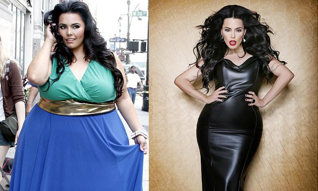 Así se dio cuenta esta mujer de que debía empezar a perder peso