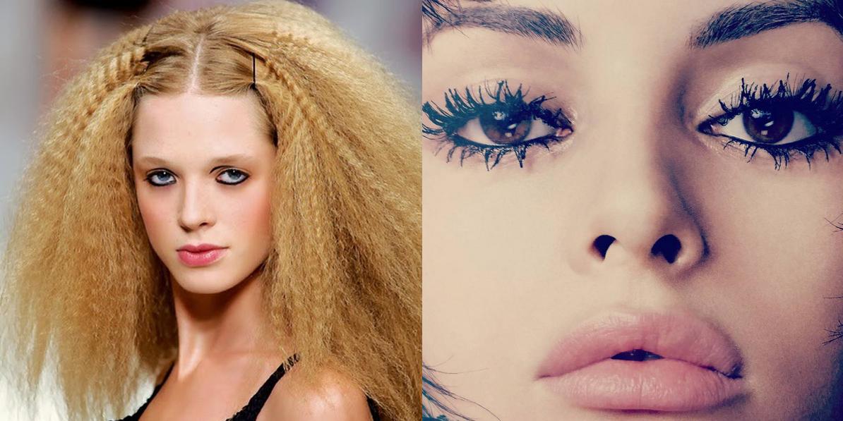 4 tendencias beauty que llegan directamente de las pasarelas