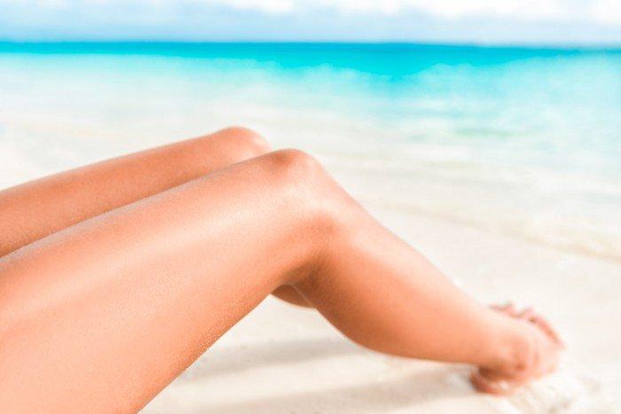 ¿Cómo tener unas rodillas más bonitas?