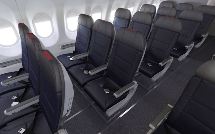 7 personas bajan de un avión al saber que el piloto es una mujer