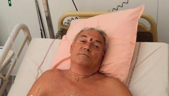 Pierde una pierna para salvar a sus nietos en el atentado de Niza