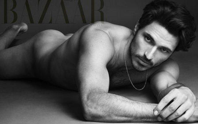 Ya puedes lamer el cuerpo desnudo de Andrés Velencoso