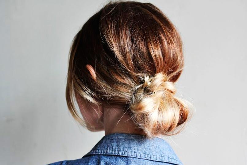 Un moño para cada corte de pelo