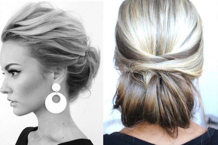 ¿Qué recogido te puedes hacer con tu corte de pelo?