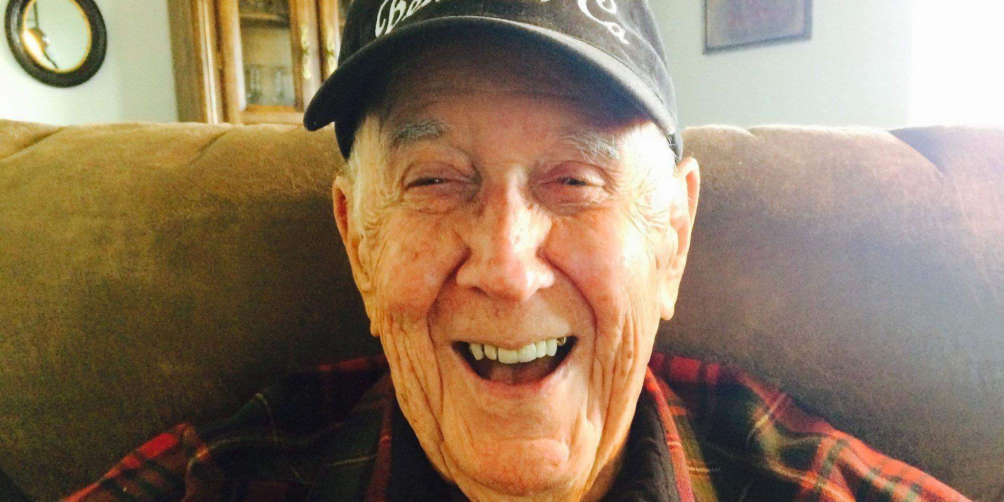 25 cosas para una buena vida: la lista viral de un abuelo de 99 años
