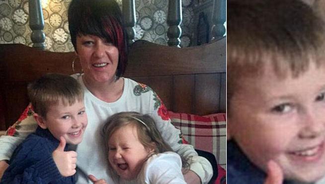 Un niño de 8 años encuentra a su madre muerta