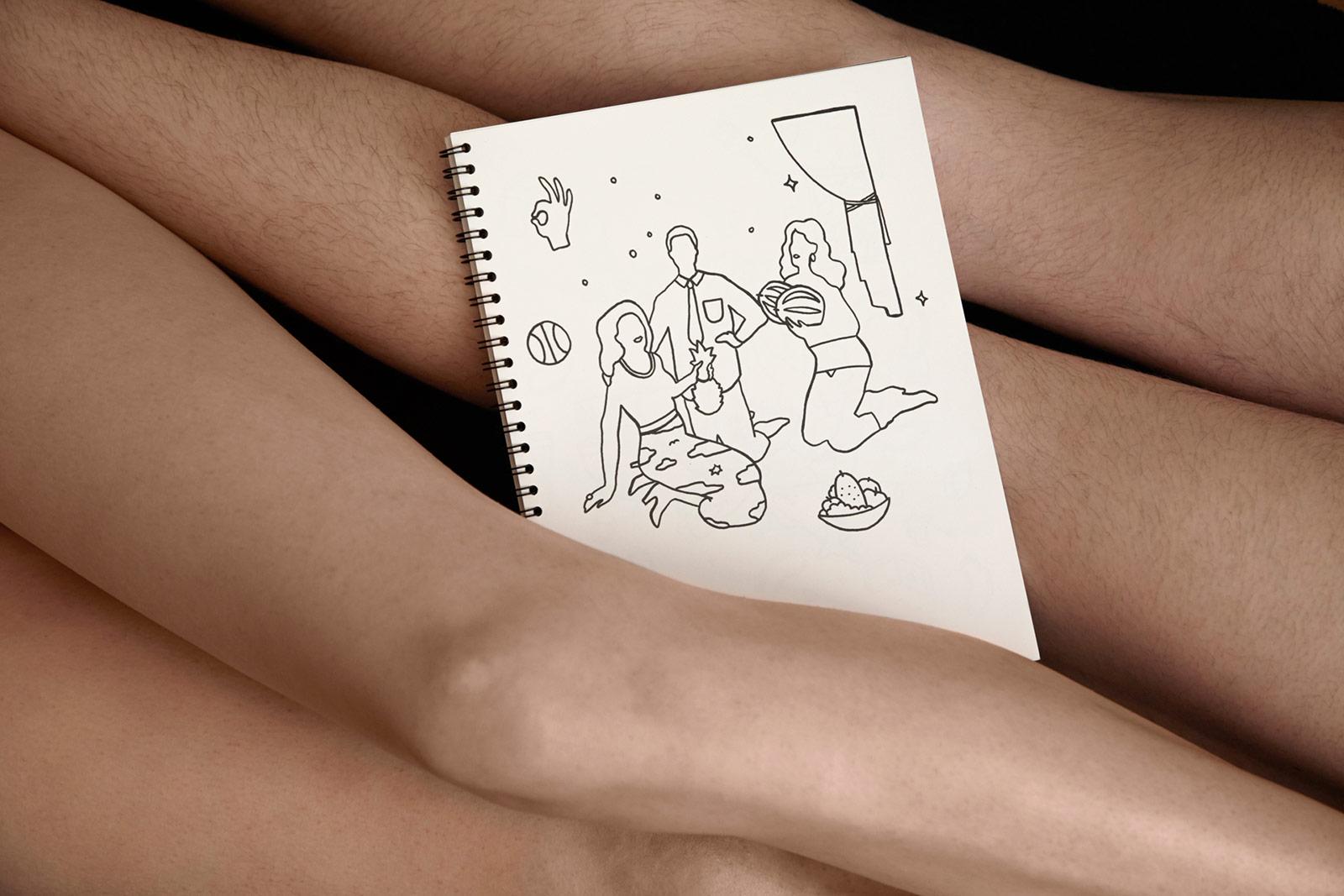 Ahora puedes relajarte coloreando tus fantasías sexuales | Estarguapas
