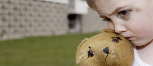 Esta niña maltratada de 4 años pensaba que su nombre era 'idiota'