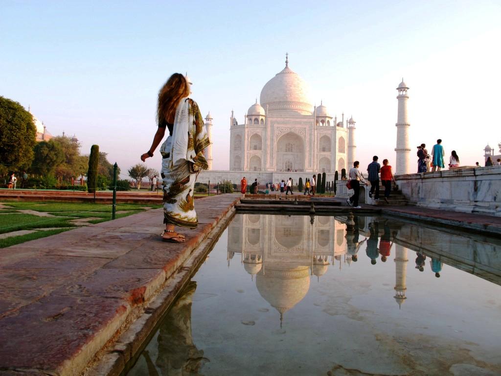 "Según El Ministro De Turismo De La India, ""la Turistas"
